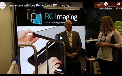 Jayme Live with Lee Reinecke of RC Imaging