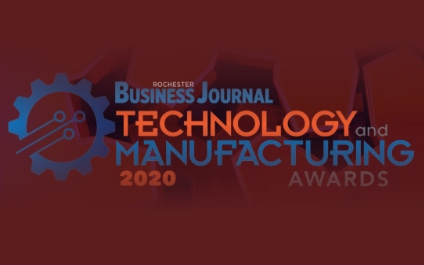 Rochester Business Journal Technology and Manufacturing Award 2020 – Winner COVID Innovation